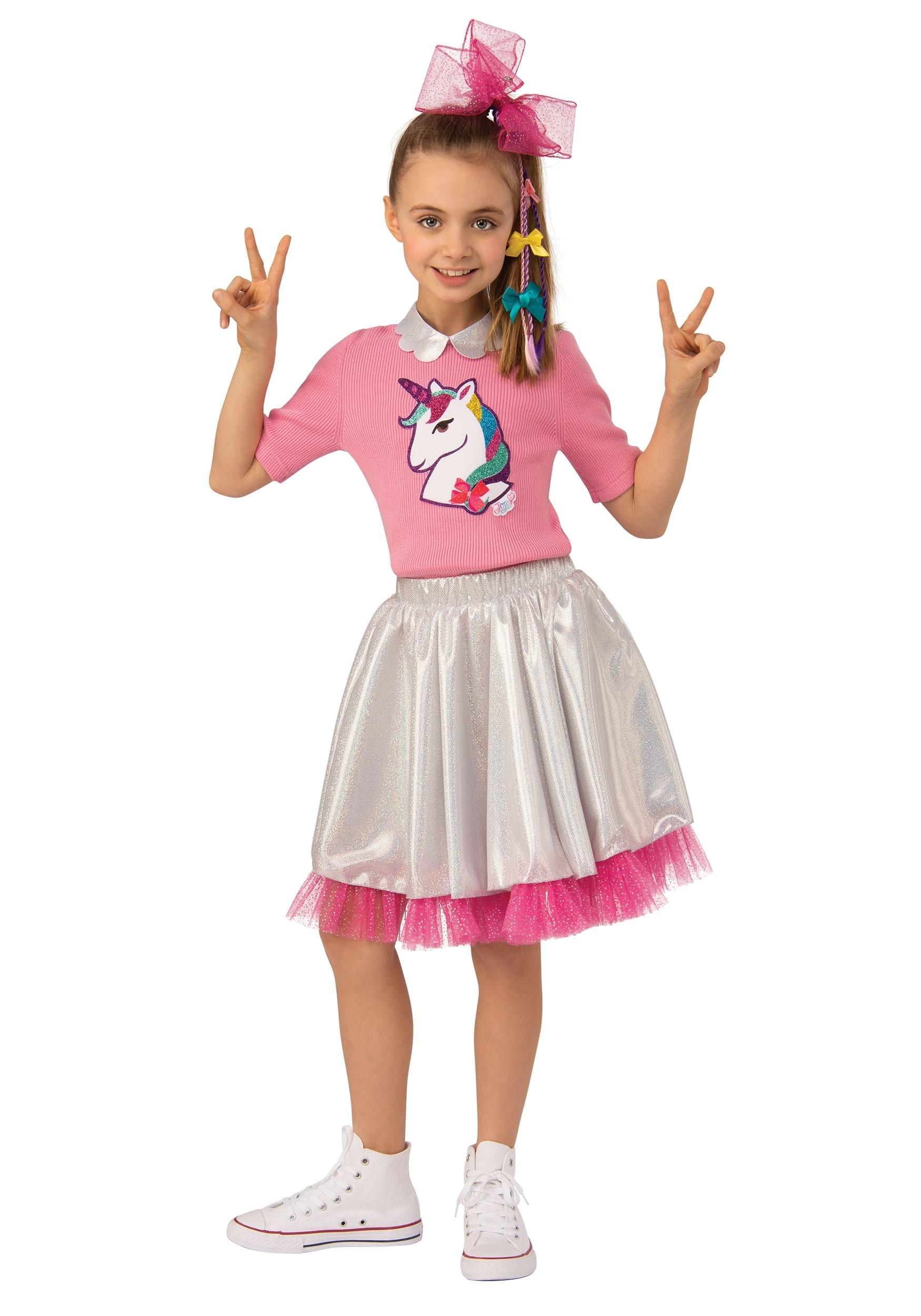 Kid in Candy Store JoJo Siwa Costume