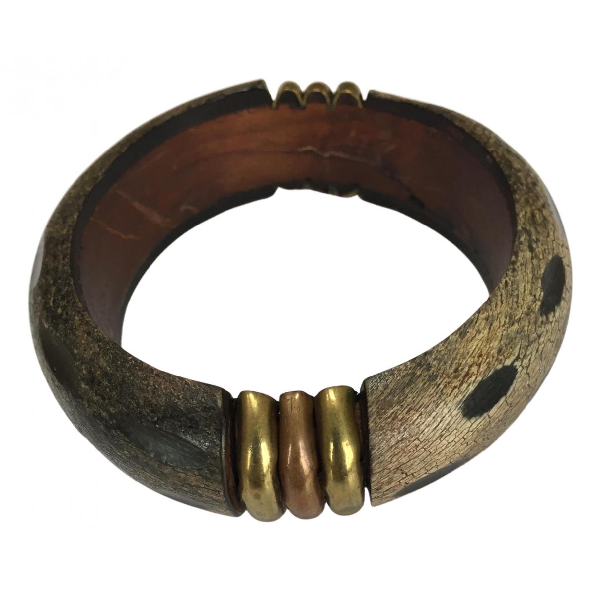 - Bracelet   pour femme en bois