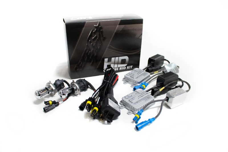 Race Sport Lighting H13B-30K-GEN6 H13B 30K Gen6 Canbus HID SLIM Ballast 99% Plug-&-Play Kit