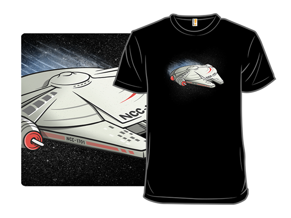 Star Ship T Shirt