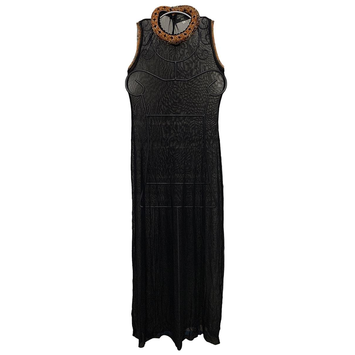 Jean Paul Gaultier - Robe   pour femme - noir