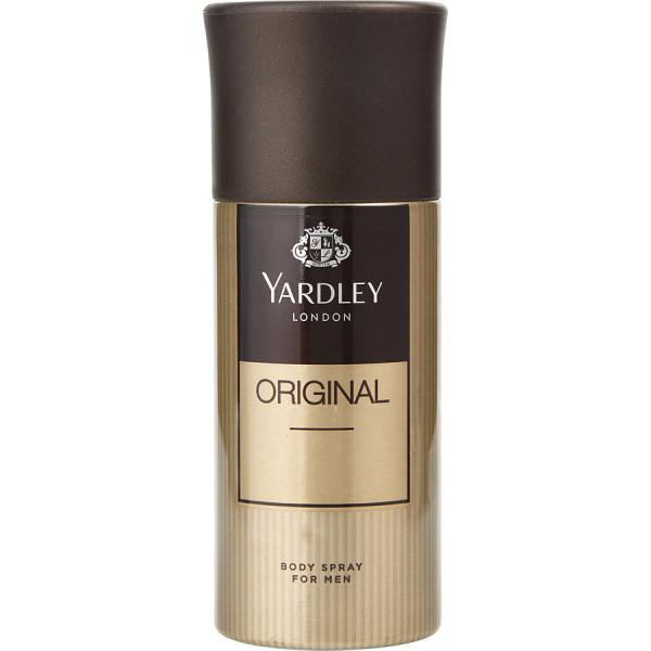 Yardley London - Original : Body Spray 5 Oz / 150 ml