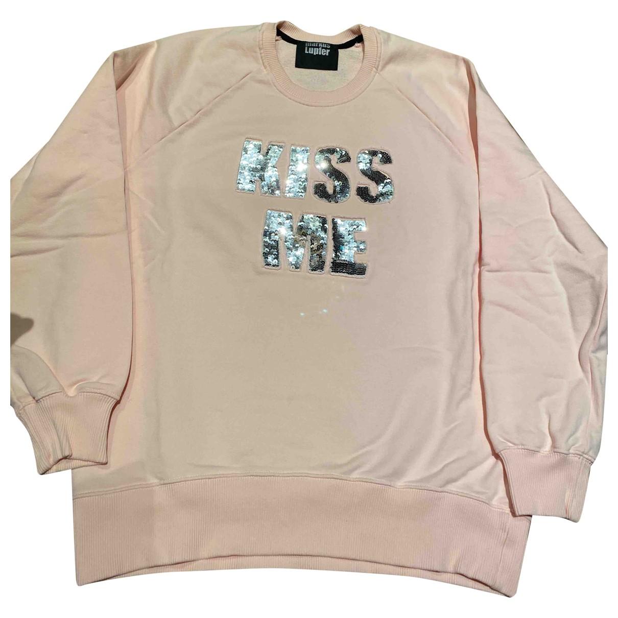 Markus Lupfer - Top   pour femme en coton - rose