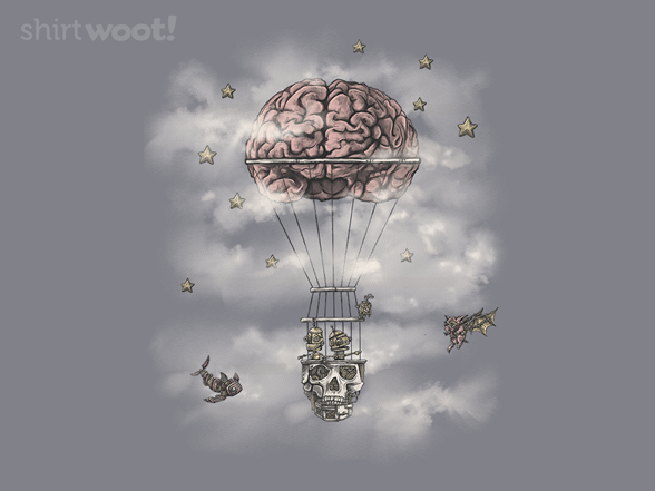 A Wandering Mind T Shirt