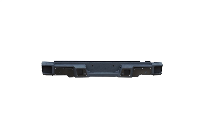 Iron Cross 61-515-14 Hardline Rear Bumper - Matte Black Chevrolet Silverado 1500 2014-2018