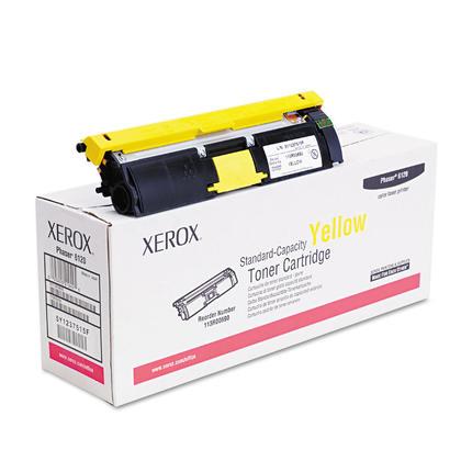 Xerox 113R00690 cartouche de toner originale jaune pour l'imprimante Phaser 6120