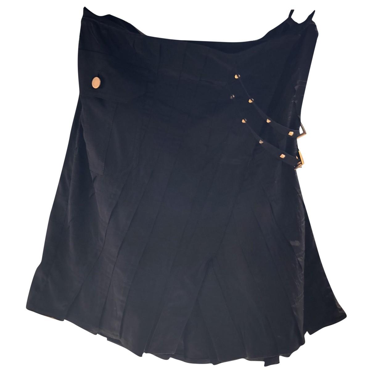 Gucci \N Black Silk skirt for Women S International