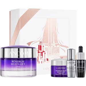 Lancome Anti-Aging Gift Set Renergie Multi-Lift Creme 50 ml + Renergie Nuit Multi-Lift 15 ml + Advanced Genifique Youth Activating Concentrate 7 ml +