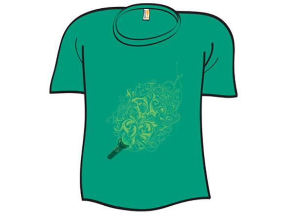 Organic Light Beam T Shirt