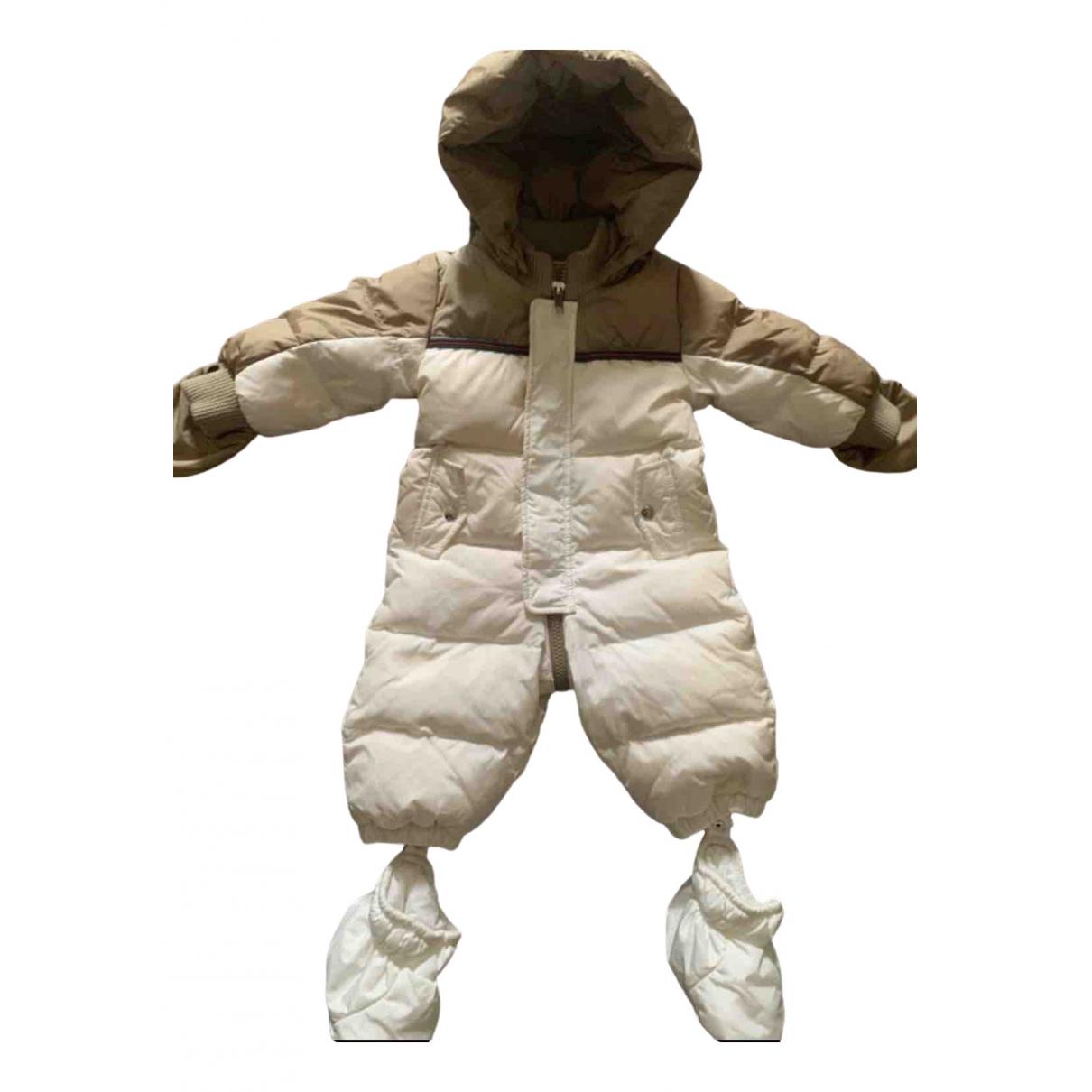 Gucci - Blousons.Manteaux   pour enfant en coton - beige