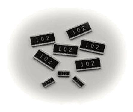 KOA 100Ω, 0612 (1632M) Thick Film SMD Resistor ±1% 0.75W - WK73R2BTTD1000F (5000)