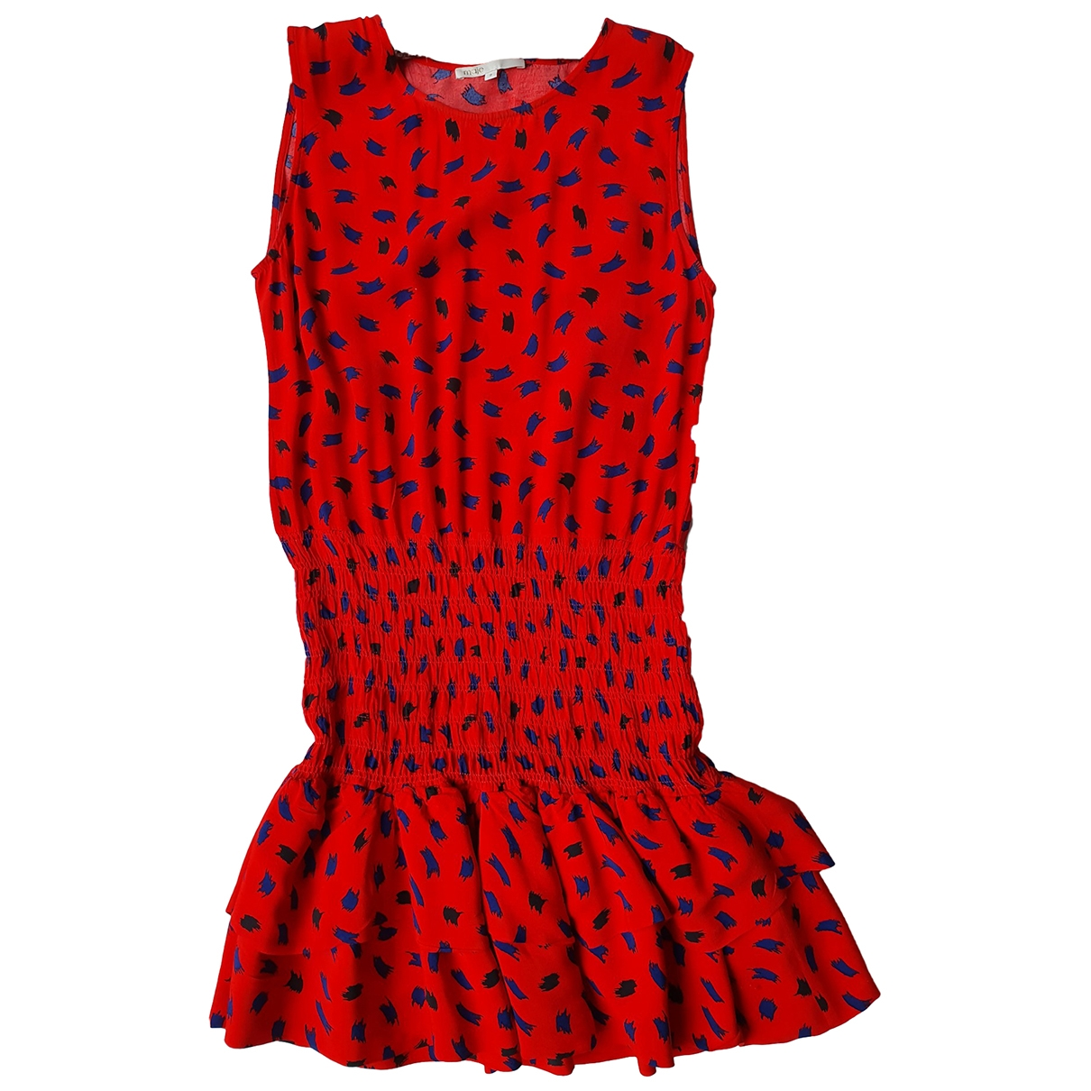 Maje \N Red dress for Women 2 0-5