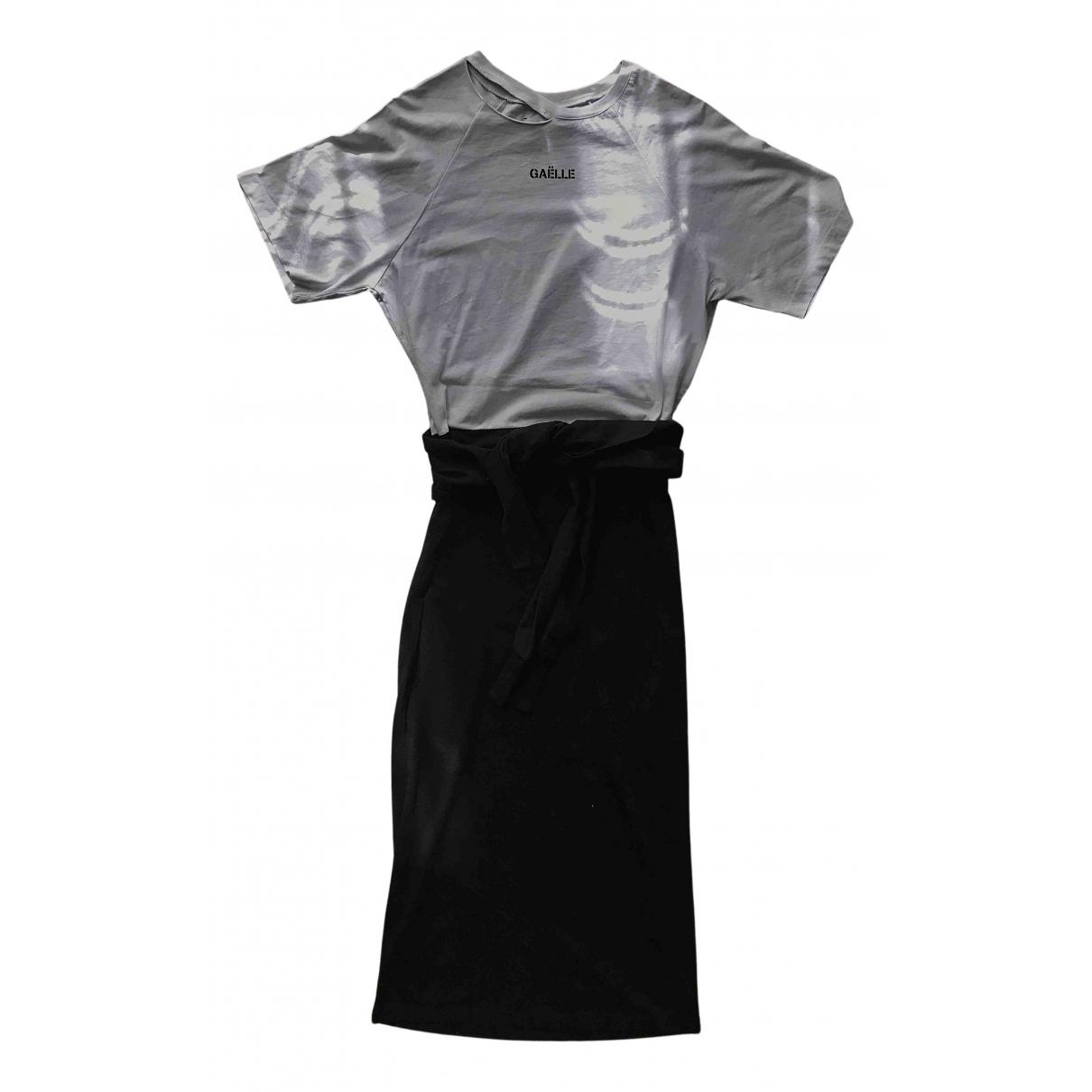 Maxi vestido Gaelle Paris