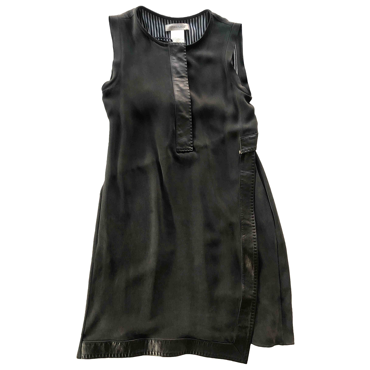 Mini vestido de Seda Sport Max
