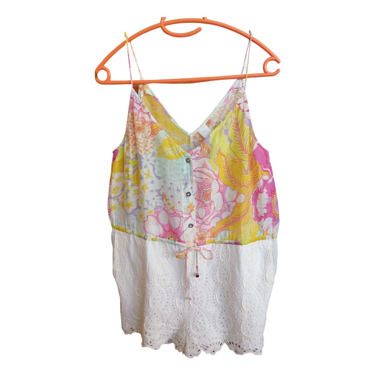 Zimmermann N Multicolour Silk jumpsuit for Women 2 0-5