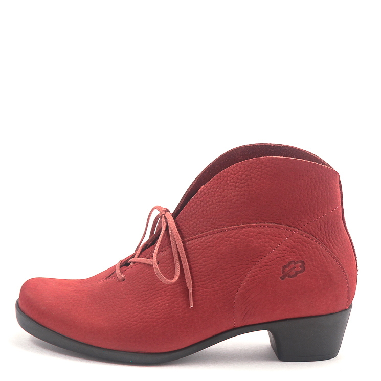 Loints of Holland, 33972 Opera Wijdte Women's Lace-up Shoes, dark red Größe 39