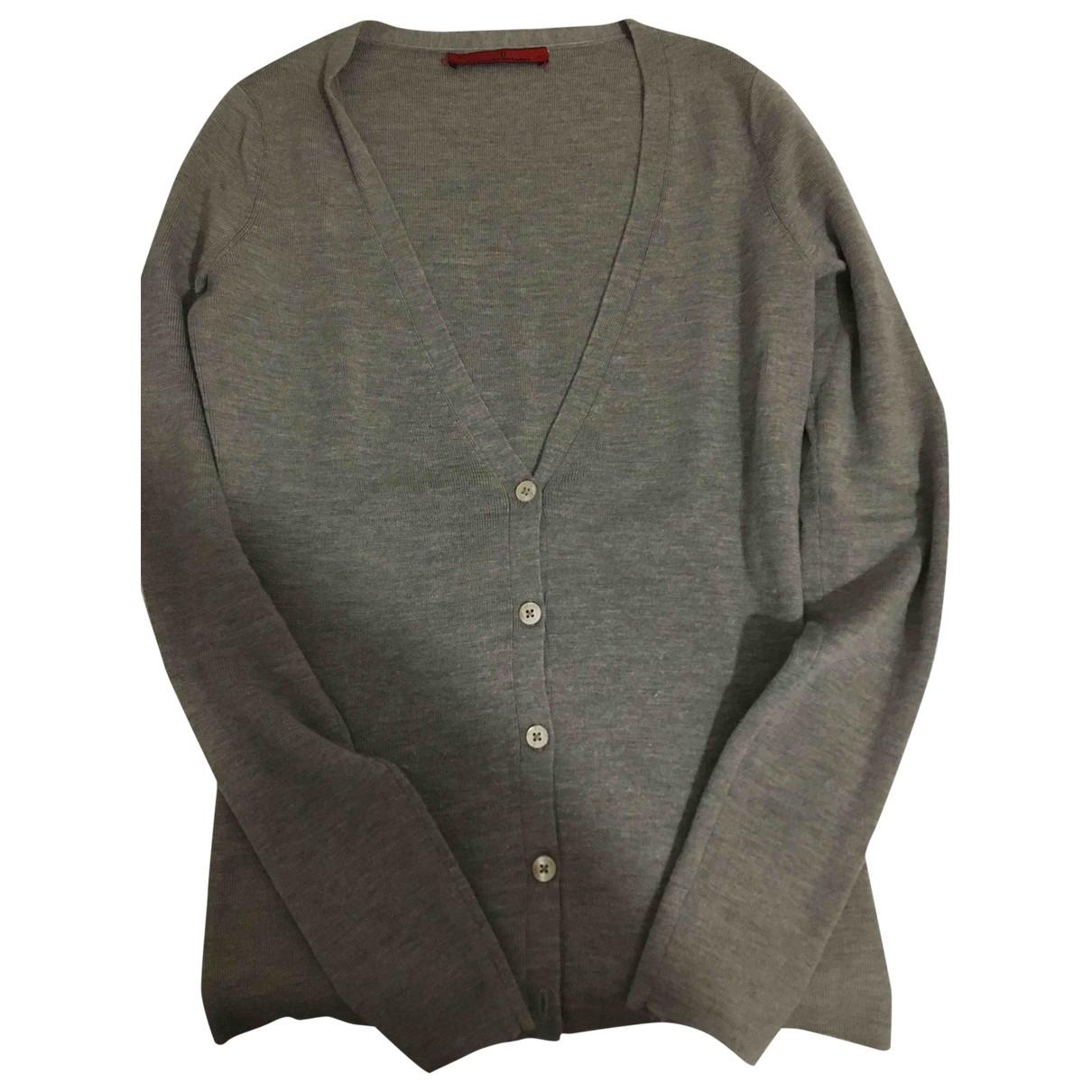 Carolina Herrera \N Beige Wool Knitwear for Women S International