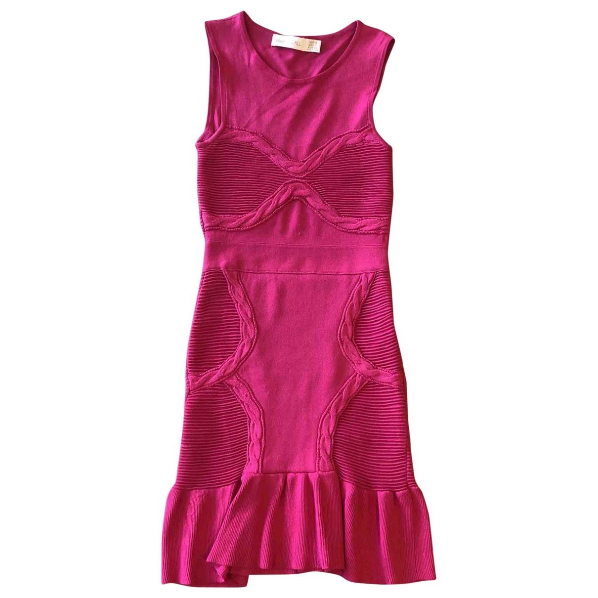 Alice Mccall \N Kleid in  Rosa Baumwolle