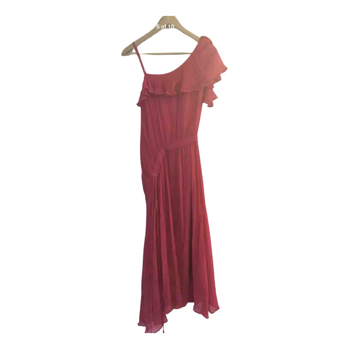 Ghost London - Robe   pour femme - rose