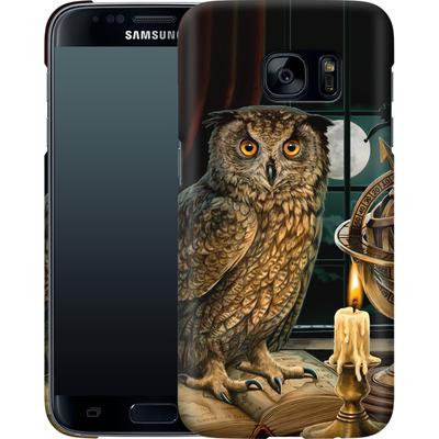Samsung Galaxy S7 Smartphone Huelle - The Astrologer von Lisa Parker