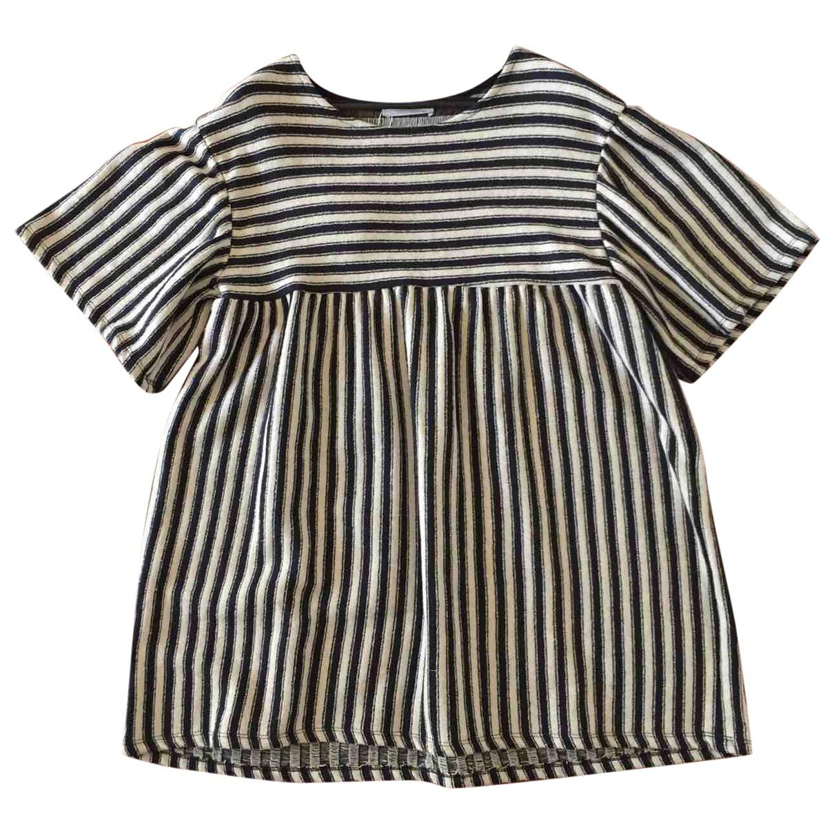 Zara - Robe   pour femme en coton