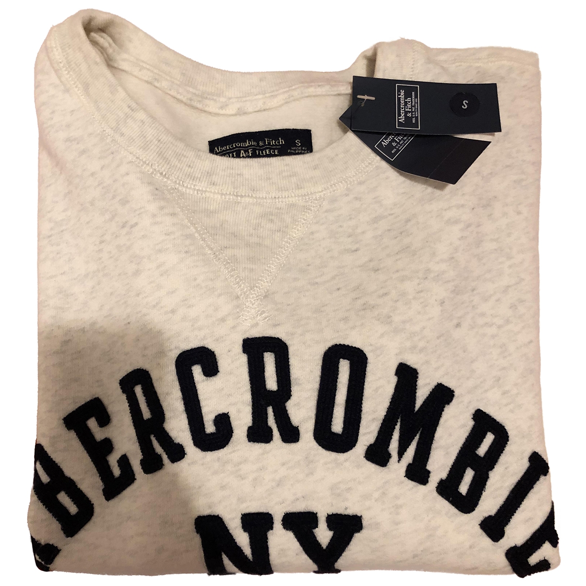 Sueter Abercrombie & Fitch