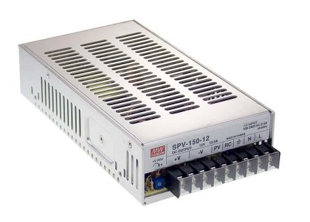 Mean Well , 150W Embedded Switch Mode Power Supply SMPS, 24V dc, Enclosed