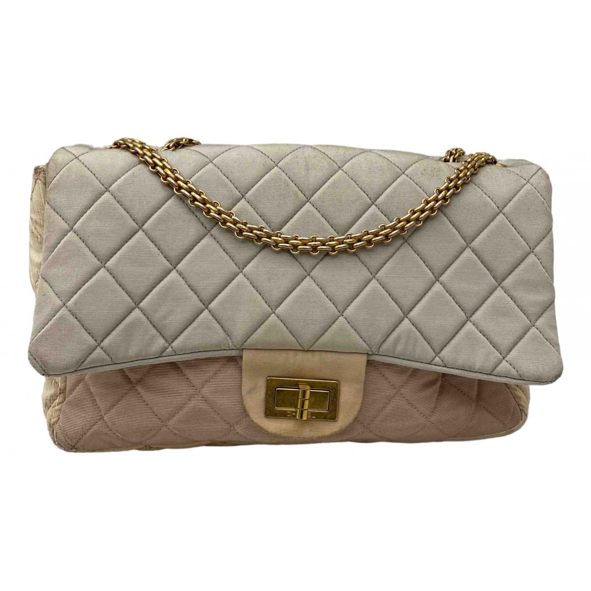 Bolso  2.55 de Lona Chanel