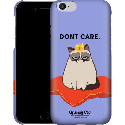 Apple iPhone 6 Plus Smartphone Huelle - Dont Care von Grumpy Cat