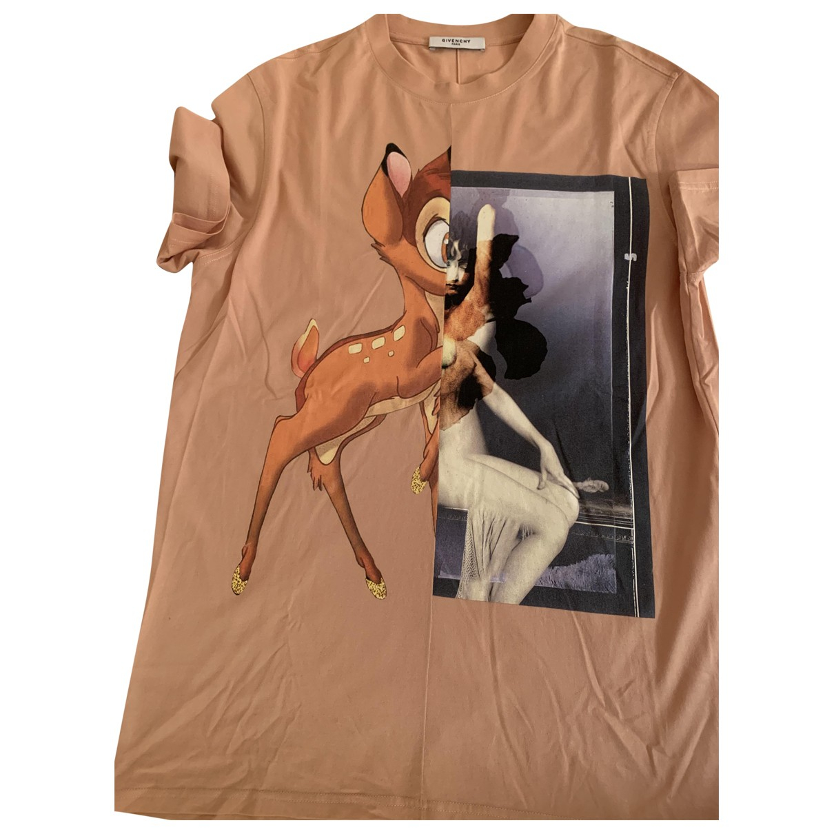 Givenchy - Top   pour femme en coton - beige