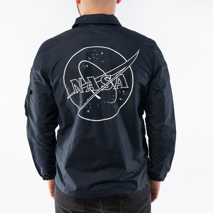 Alpha Industries Nasa Coach Jacket 126137 07