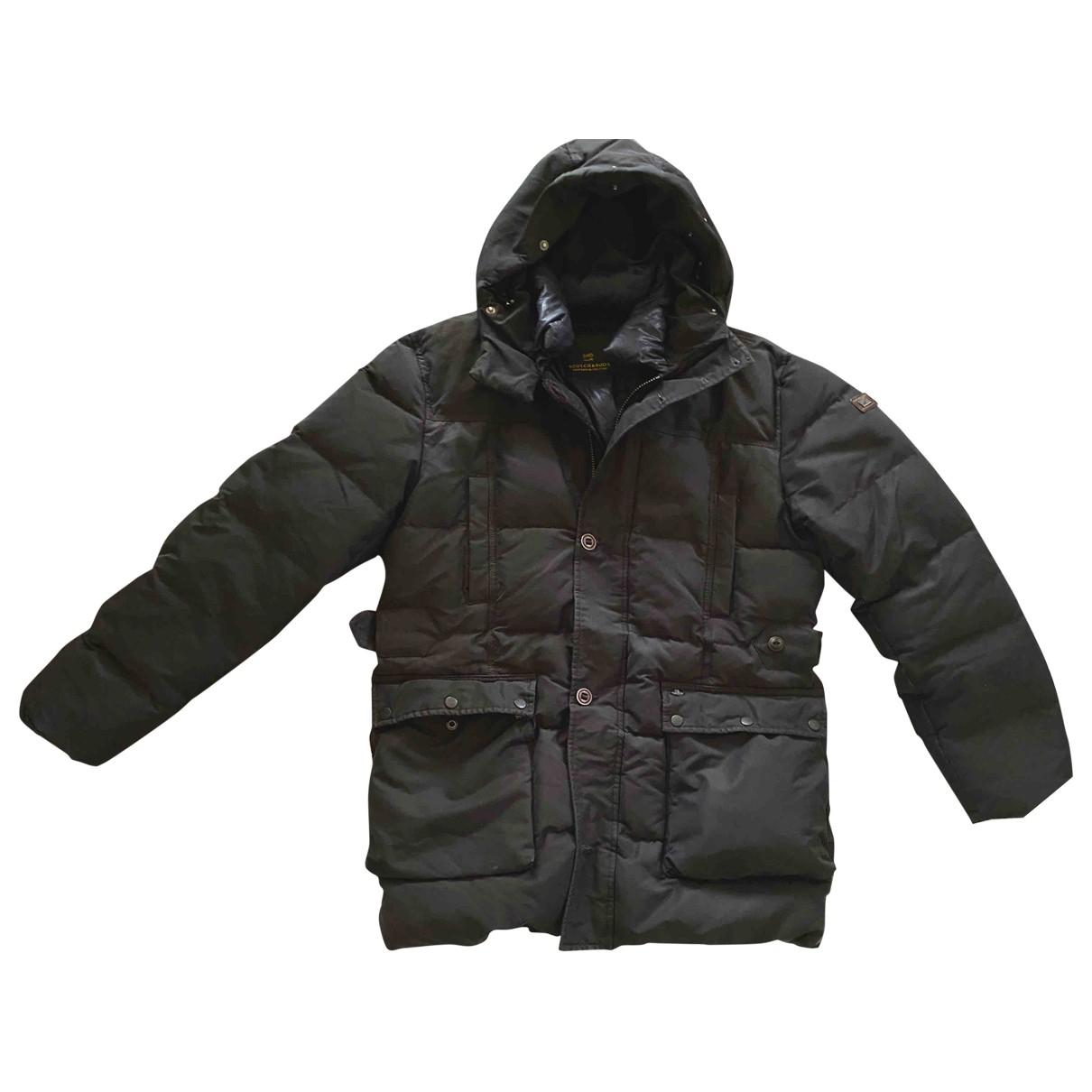 Scotch & Soda N Black coat  for Men XL International