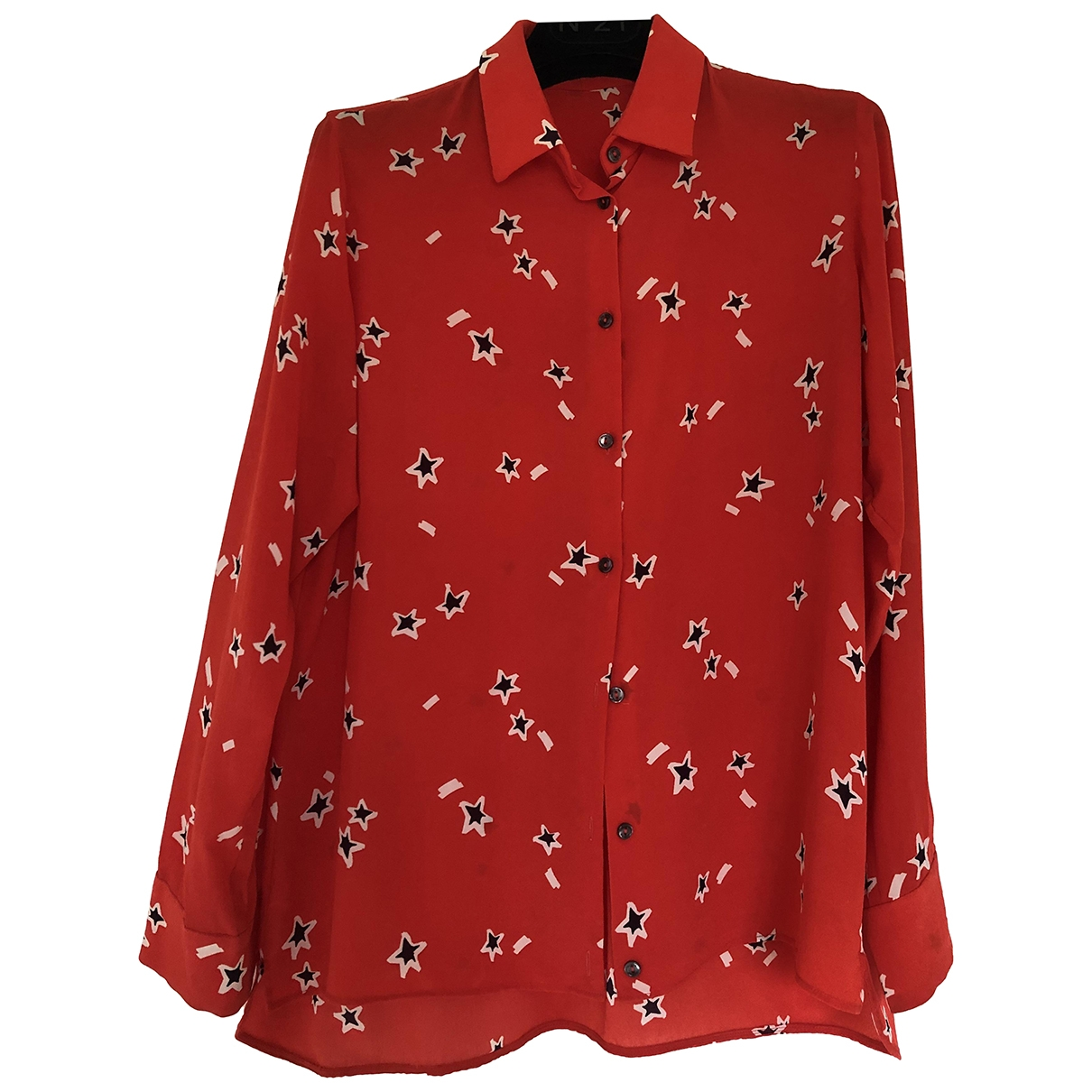 Iceberg \N Red Silk  top for Women 38 IT