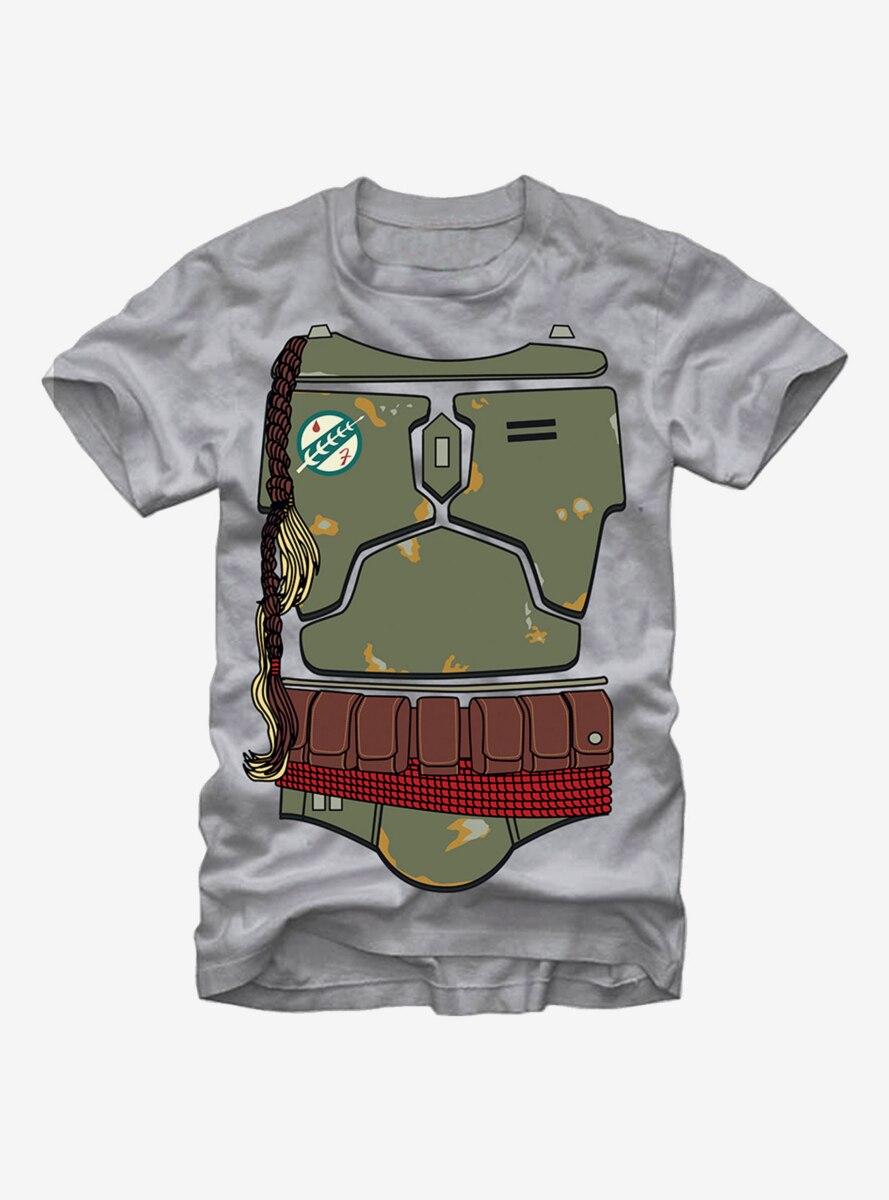 Star Wars Boba Fett Armor T-Shirt