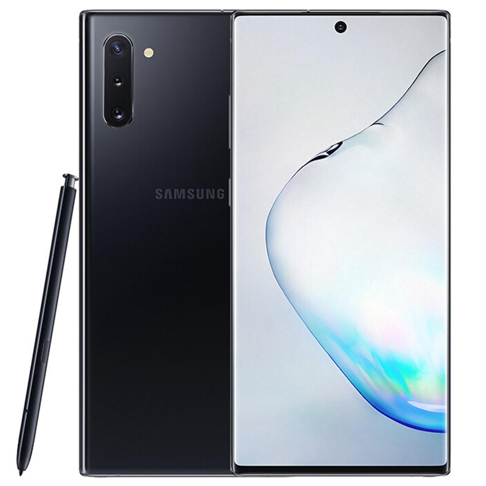 Samsung Galaxy Note 10 4G 6.3 Inch 8GB 256GB Smartphone Black