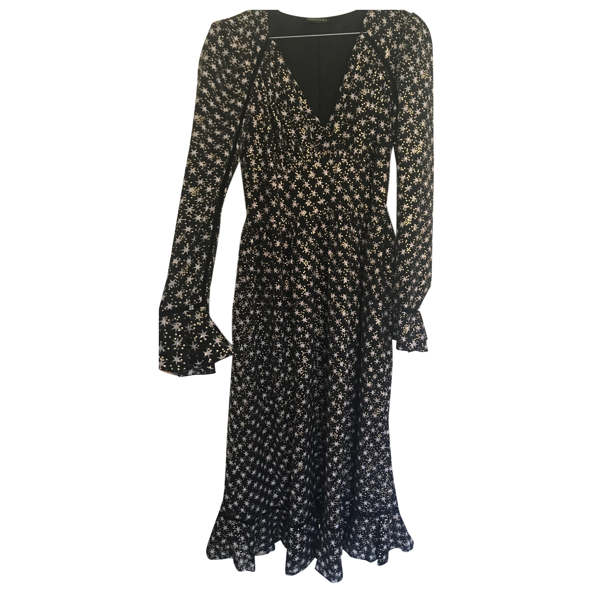 Stine Goya \N Kleid in  Schwarz Polyester