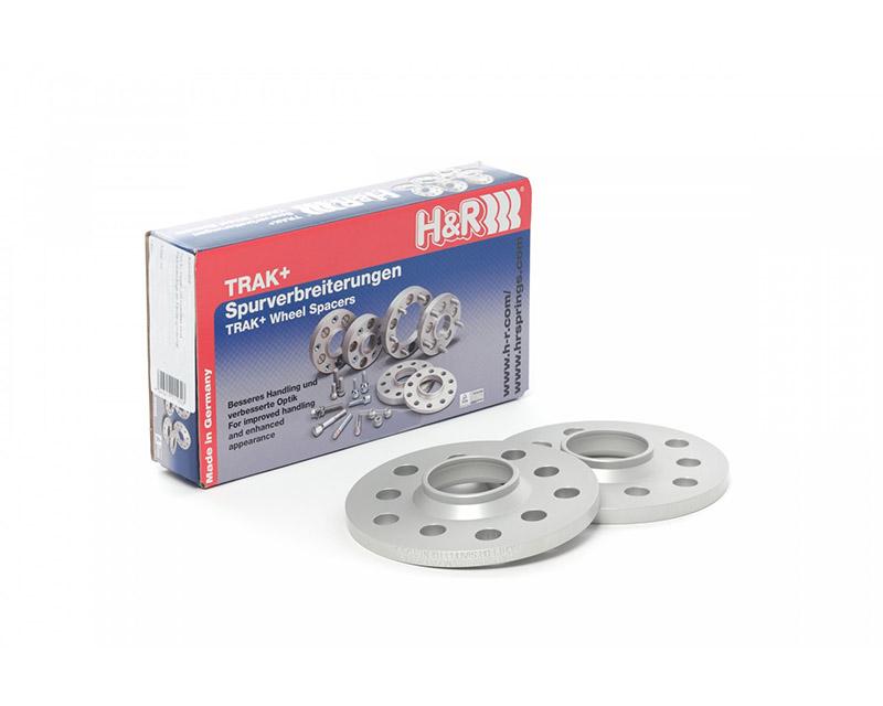 H&R 2445651 TRAK+ Wheel Spacers DR Series 12mm Alfa Romeo Giulia Quadrifoglio 2017-2021