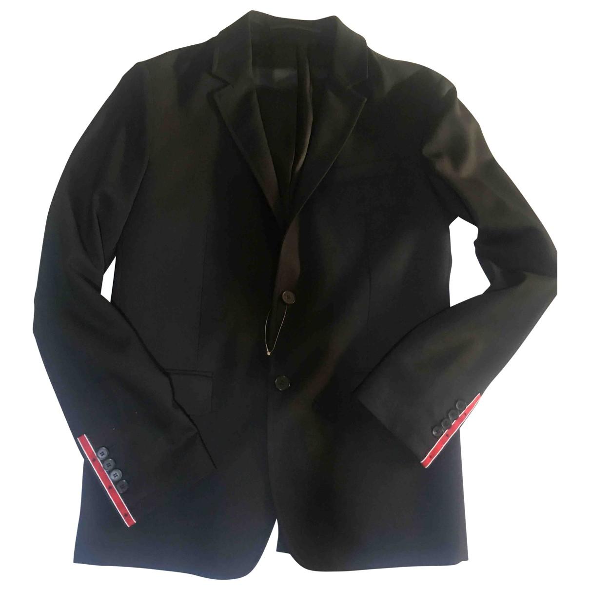 Givenchy - Vestes.Blousons   pour homme en laine - noir