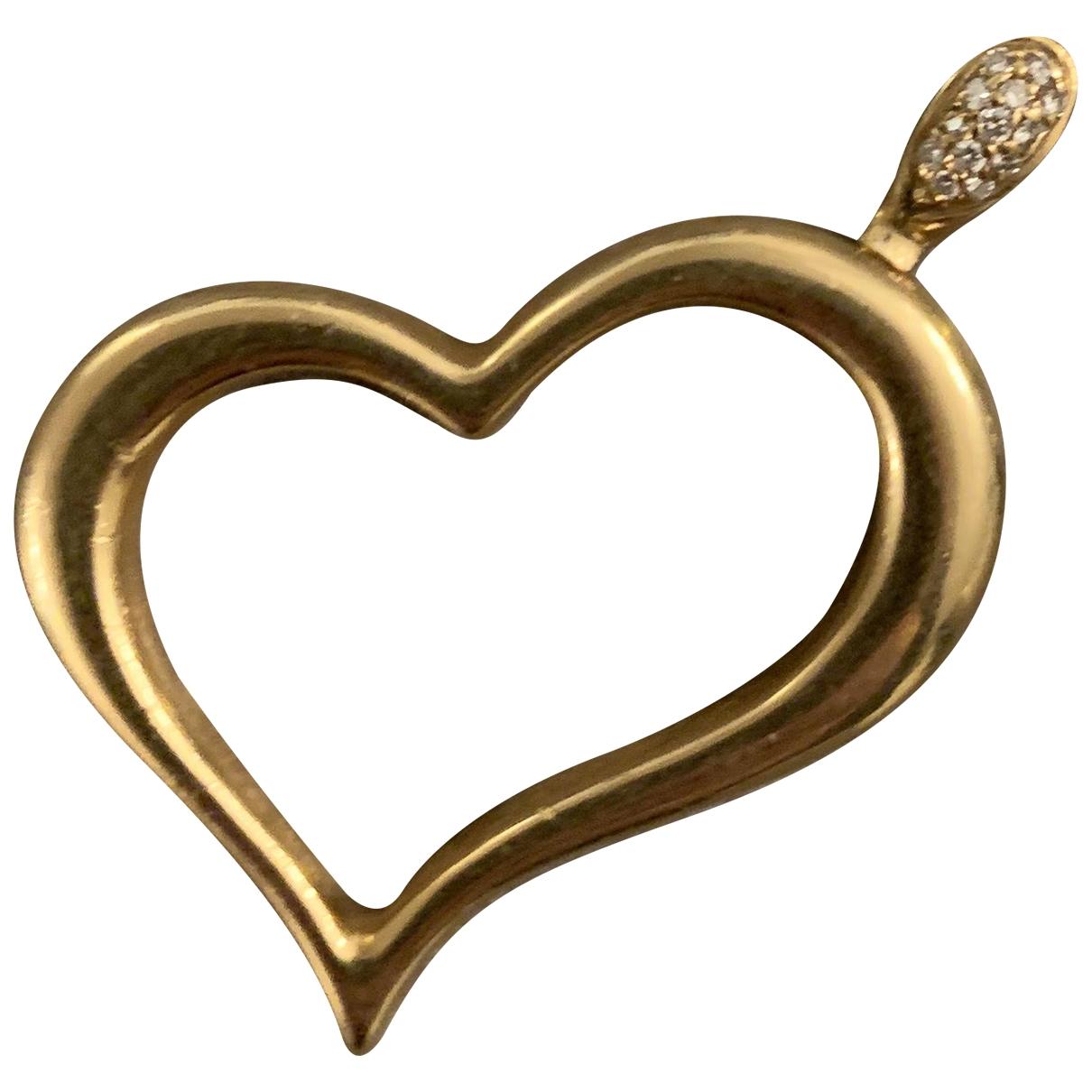 Piaget - Pendentif   pour femme en or jaune - dore