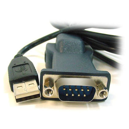 USB to Serial Convert Cable (DB9M/USB B female converter and USB A/B cable) - Monoprice®