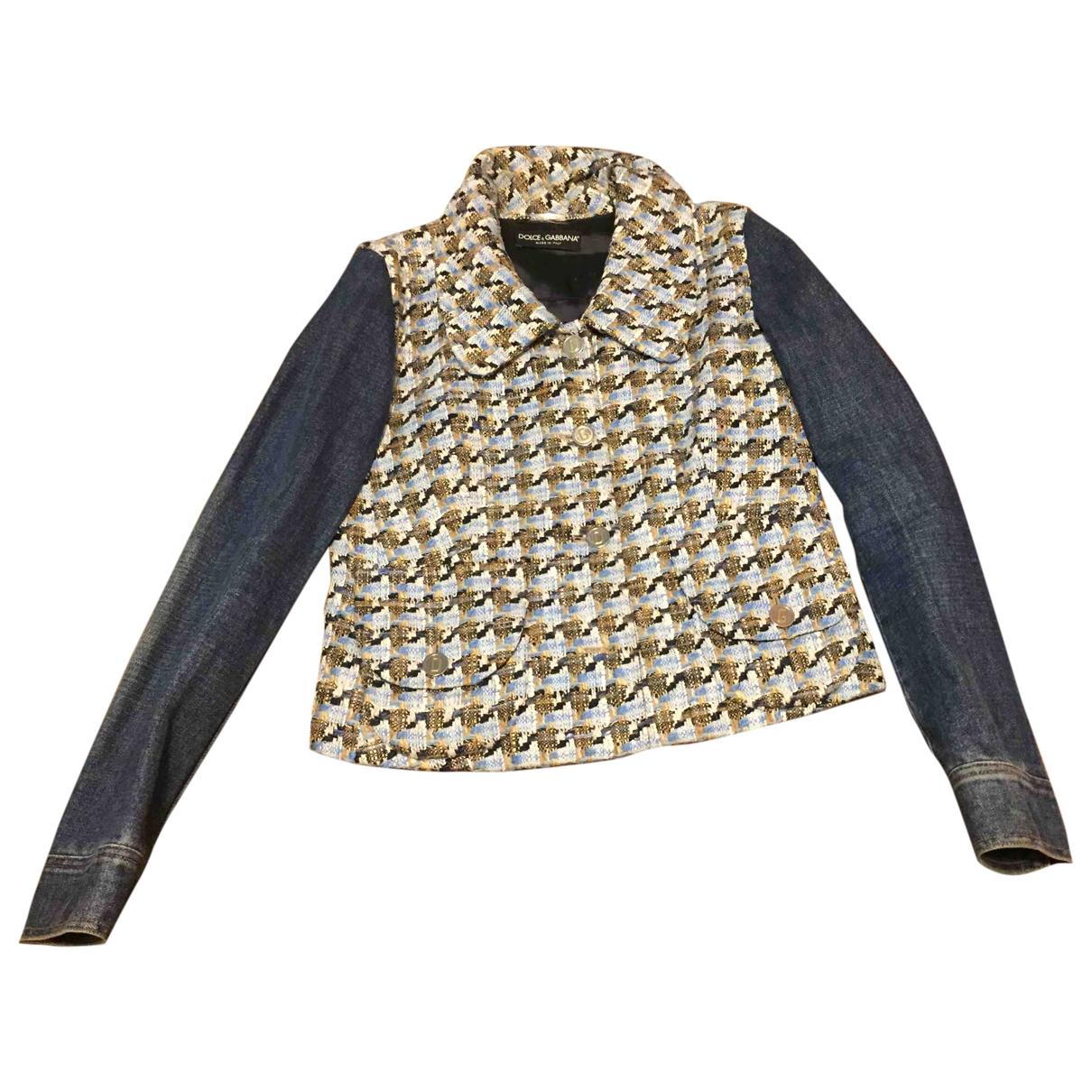 Dolce & Gabbana \N Jacke in Baumwolle