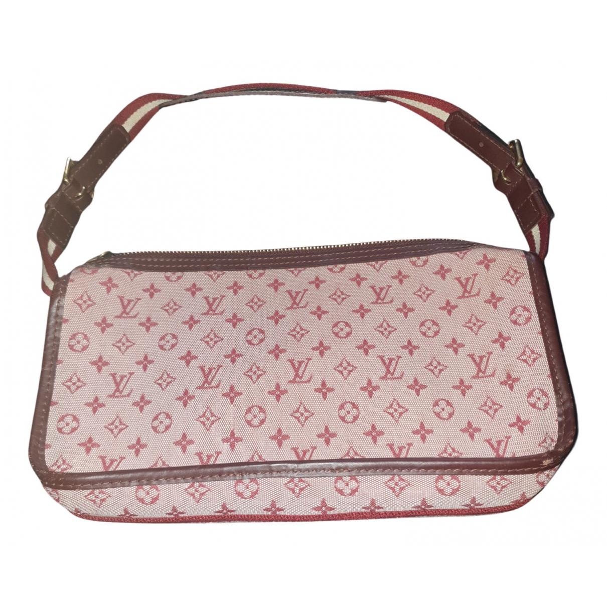 Louis Vuitton - Sac a main Juliette  pour femme en toile - rose