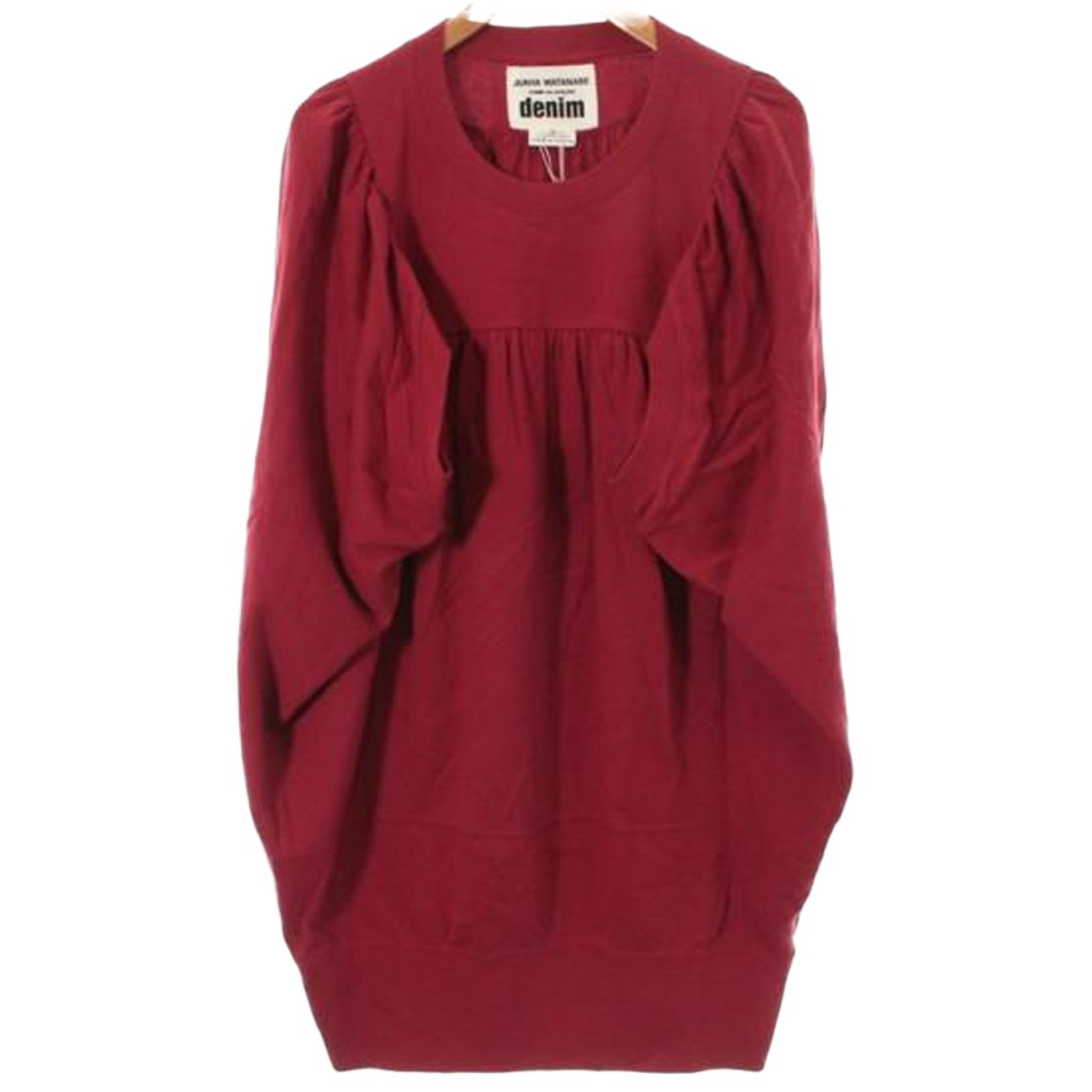 Comme Des Garcons N Red Cotton  top for Women S International