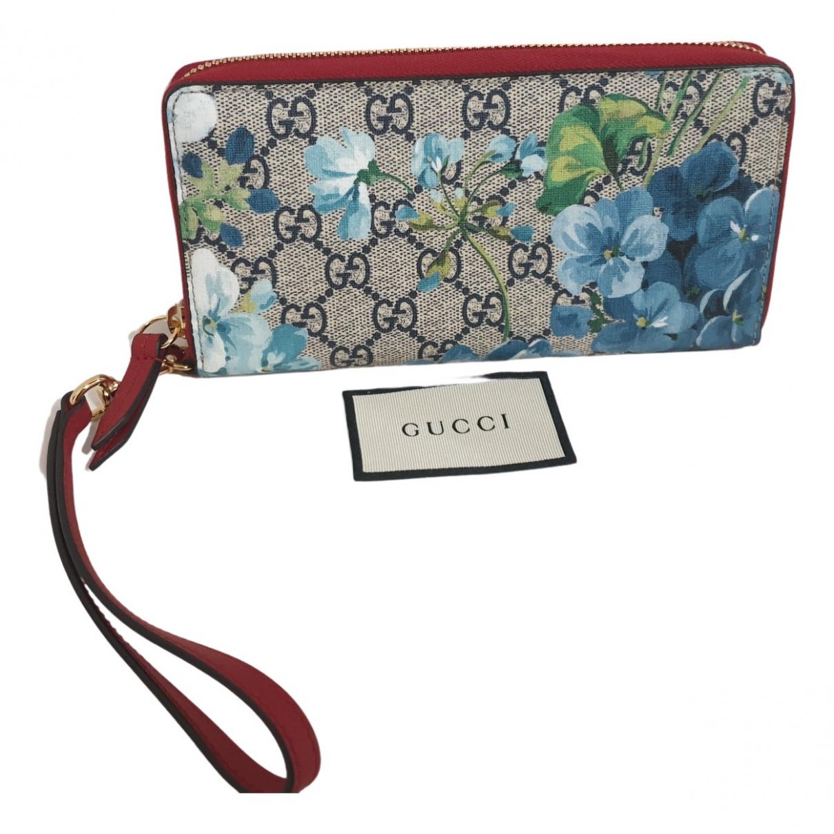 Gucci - Portefeuille   pour femme en toile