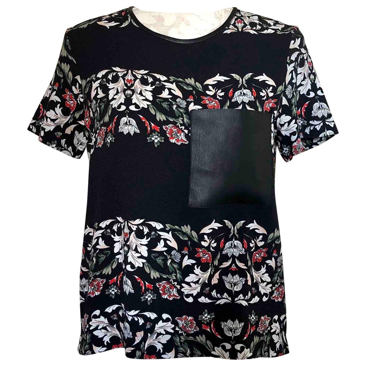 Zara \N Black  top for Women S International