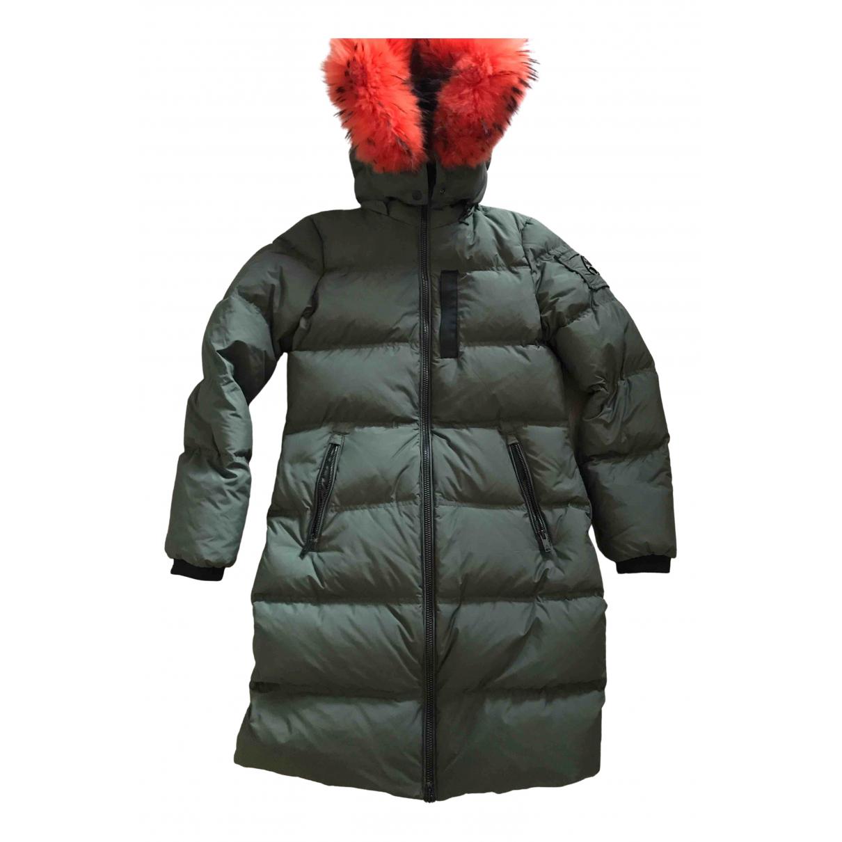Moose Knuckles - Manteau   pour femme - marine
