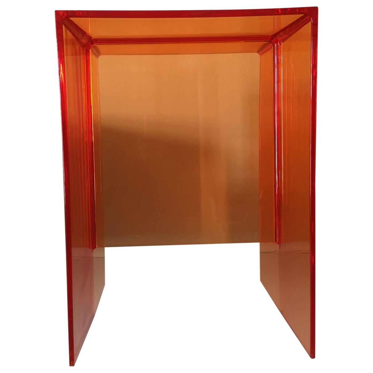 Kartell \N Accessoires und Dekoration in  Orange Kunststoff