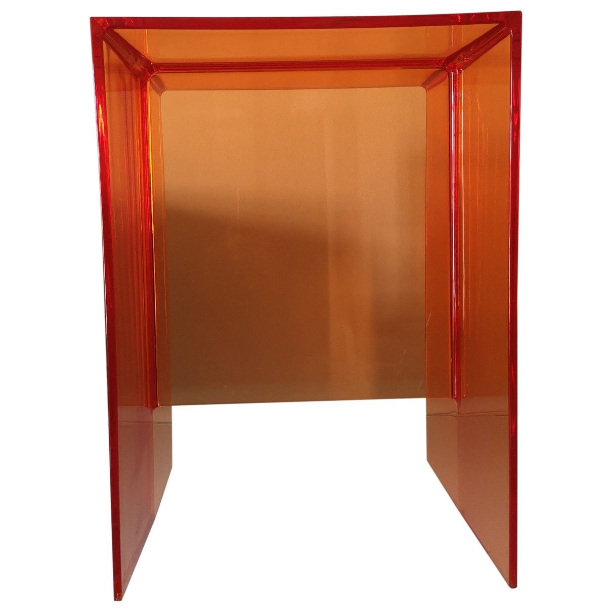 Kartell - Objets & Deco   pour lifestyle - orange