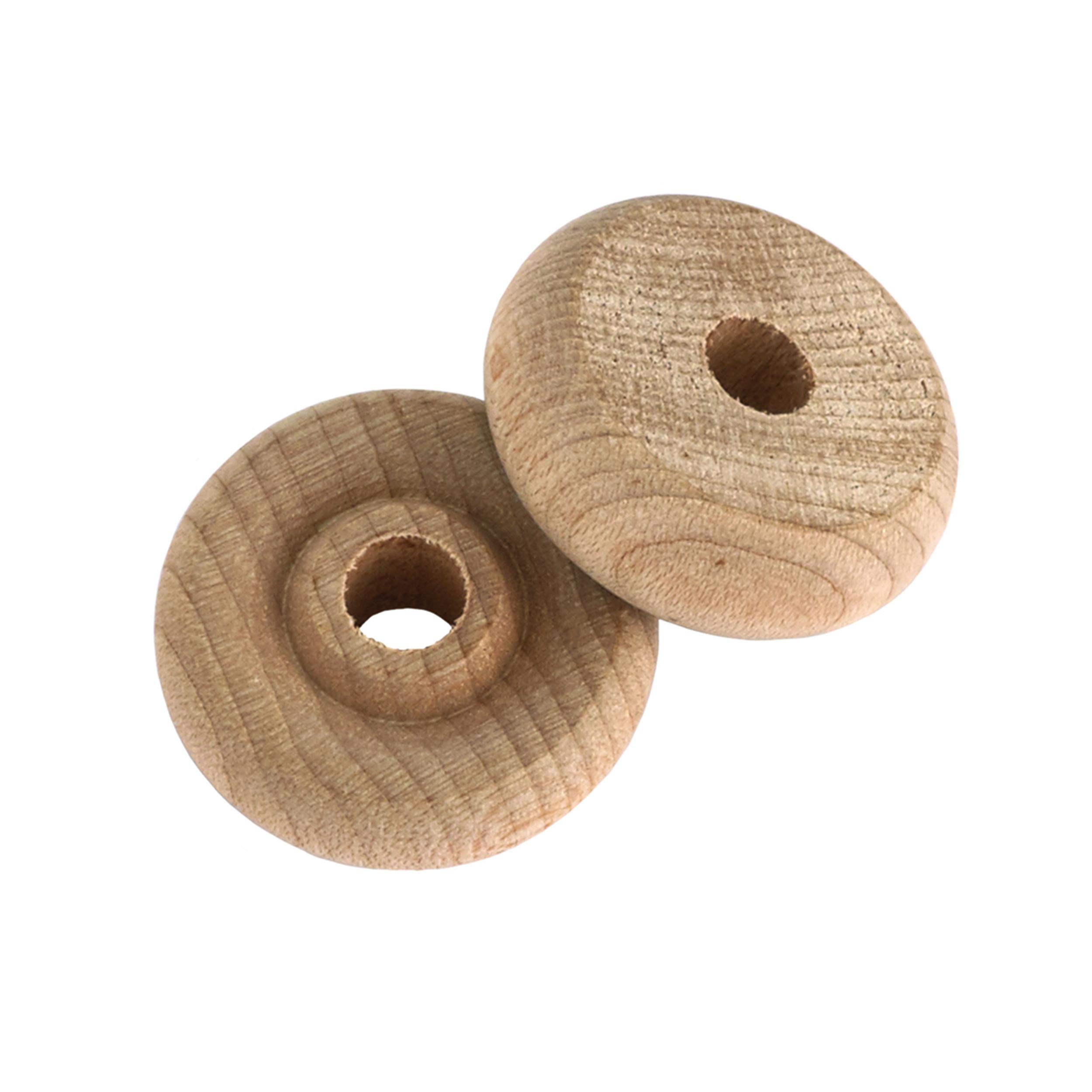 Wooden Toy Wheels, 1