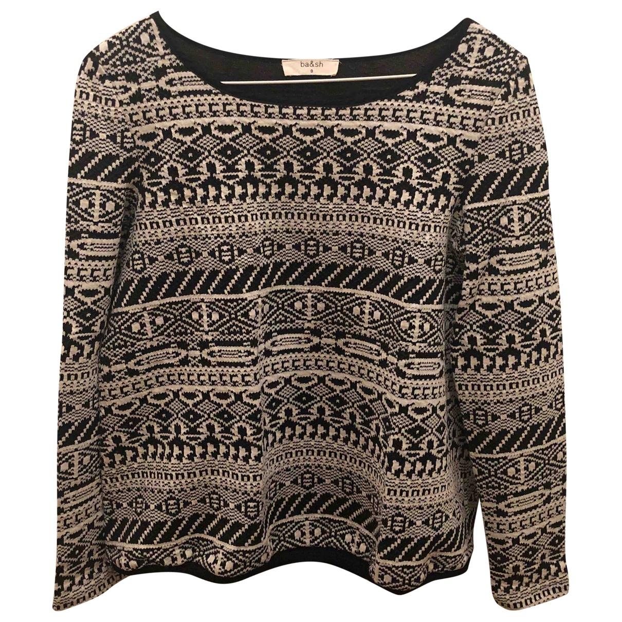 Ba&sh \N Pullover in Baumwolle